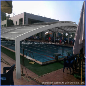 High Quality Polycarbonate Sheet for Swim Pool Cover pictures & photos