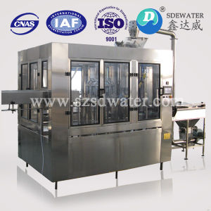 Automatic Small Bottled Water Filling Machine Cgf16-12-6 pictures & photos