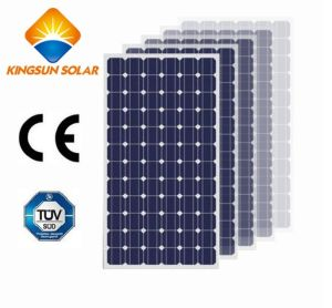 270W-300W Standard Monocrystalline Solar Panel for off Grid Solar Panel System pictures & photos