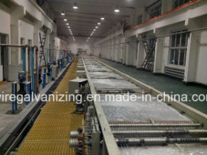 Steel Wire Electro Galvanizing Equipment with Ce Certified pictures & photos