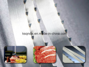 Frozen Meat Cutting Bandsaw Blades pictures & photos