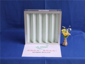G4 Synthetic Fiber Washable Air Filter pictures & photos