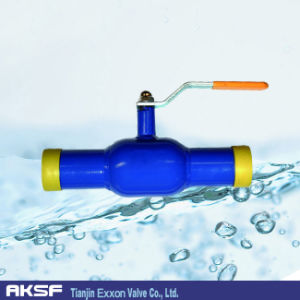 Fully Welded Ball Valve pictures & photos