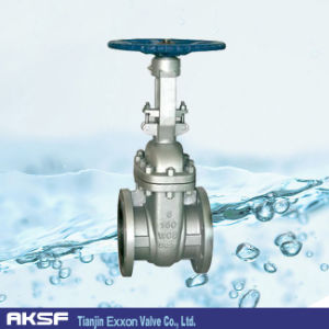 GOST/ DIN/ ANSI Standard Flange Gate Valve in Cast Iron/ Ductile Iron/ Carbon Steel pictures & photos