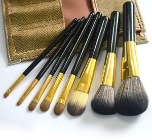 8 PCS portable Makeup Master Recommend Makeup Brushes Set