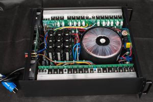 Professional 3u Power Amplifier (Ca+ Series) pictures & photos