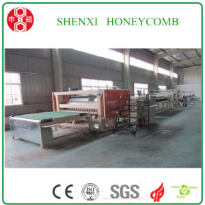 Hcm-1600 High Speed Full-Automatic Honeycomb Core Machine pictures & photos