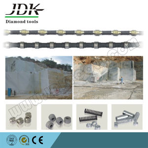 Dws-5 Sprind Diamond Wire Saw for Marble Quarry pictures & photos