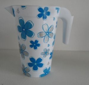 1L Plastic Water Pitcher Cooler Jug pictures & photos