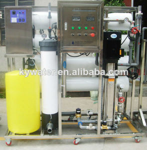 Kyro-4000L/H Factory Directly Selling Water Treatment Plant Price with Plastic Water Storage Tanks pictures & photos