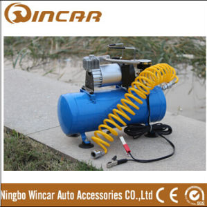 Portable Compressor 12V Air Tank 150psi