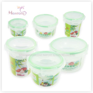 Lunch Box, Fresh-Keeping Plastic Food Container pictures & photos