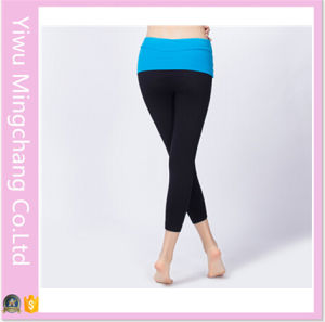 High Quality Custom Sports Women Yoga Leggings Seamless Pants pictures & photos