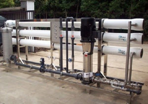 15t/H FRP Pressure Vessel Dow Membrane RO Water Plant Cost pictures & photos