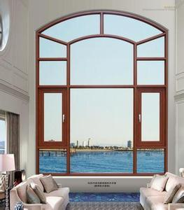 Customized Size/Style/Color Aluminum Swing Window pictures & photos