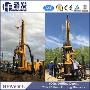 Hfw600L Multifunction Hydraulic Water Well Dilling Rig pictures & photos