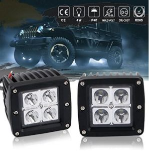 Cheap Price Waterproof 16W 5016 Car Driving LED Work Light pictures & photos