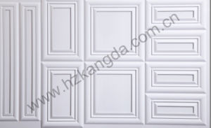 PVC Embossed Board (Y-21) pictures & photos