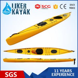 V5.0 White Plastic Sea Kayak pictures & photos