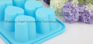 12-Cavity Silicone Ice Cream Mold Also for Cake, Pudding, Lollipop and Chocolate Si21 pictures & photos