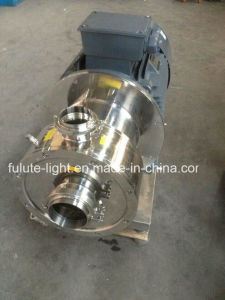 Stainless Steel High Shear Inline Emulsifier Pump pictures & photos