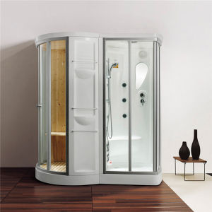 High-Class Wet Steam & Dry Sauna Room Combination House (M-8252) pictures & photos