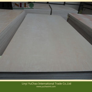 Carb P2 Certificate UV White Birch Plywood for American Market pictures & photos