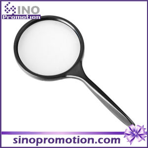 Promotion 3X Plastic Square Magnifying Glass