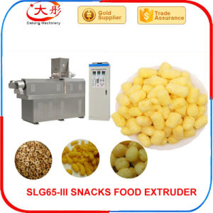 Newly Desinged Corn Snack Machine Extruder pictures & photos