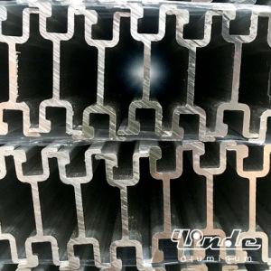 Aluminum Extrusion/Aluminium Profile with Fork Shape pictures & photos