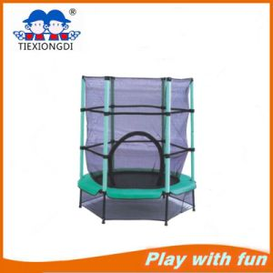 Factory Price Equipment Park Indoor Commercial Cheap Trampoline for Sale Txd16-10803 pictures & photos
