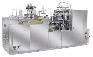 Paper Barrel Forming Machine (JWZ-160)
