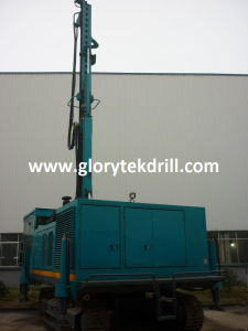 DA/B 165 Frame-Type Air Compressor Built-in DTH Drill Rig pictures & photos