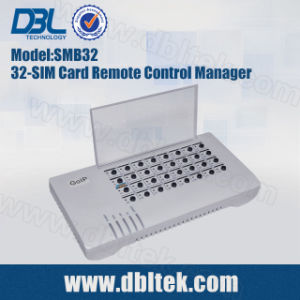 Remote 32 SIM Cards SIM Bank SMB32 pictures & photos