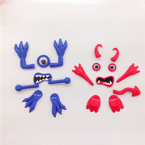 The Original Melting Monsters Meltdown Blue New- Putty pictures & photos