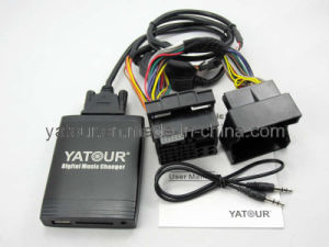 Car CD Changer (USB SD AUX Adapter) for Digital Car Music (YT-M06) pictures & photos