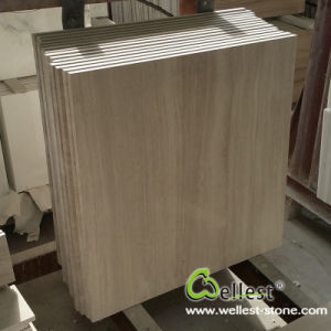 M231 White Wood Marble for Floor/Flooring/Wall Cladding pictures & photos