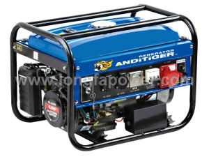 YAMAHA 3 Phase 6.5HP 3kVA 3kw Gasoline Generator pictures & photos