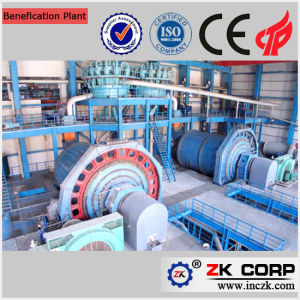 Supply Metal Ore Processing Production Line of Flow Chart and Design pictures & photos