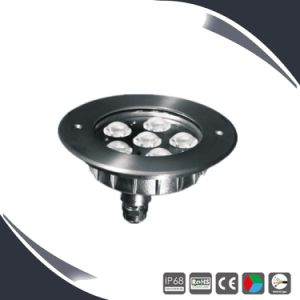6X3w IP68 LED Green Lamps Underwater, LED Swimming Pool Light, Underwater Light pictures & photos