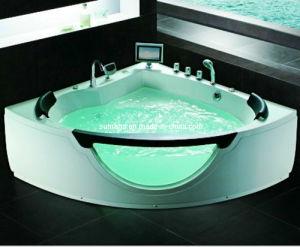 Sunrans Whirlpool Massage Acrylic Hot Tub Bathtub (SR515) pictures & photos