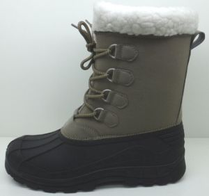 Snow Boots / Injection Shoes in High Quality (SNOW-190024) pictures & photos