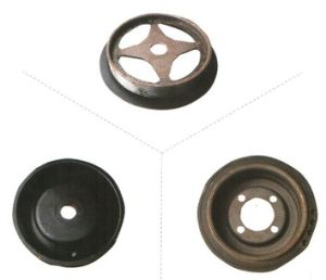 Auto Pulley Parts with High Quality