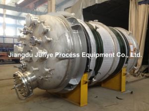 304 Stainless Steel Chemical Reactor with Jacket R009 pictures & photos