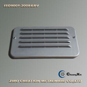 Aluminum Die Casting Air Conditioning Cover for Excavator pictures & photos