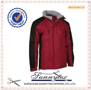Best -Selling Men Softshell Jacket Outdoor Jacket pictures & photos