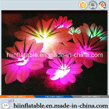 2015 Hot Selling LED Lighting Inflatable Flower 002 for Celebration, Holiday Decoration