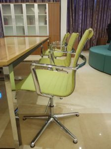 China Factory Modern Office Furniture Cheap Fabric Ergonomic Chair pictures & photos