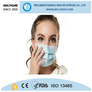 Ce/ISO/FDA Certificated Disposable Anti Dust Mask Air Filter Face Mask pictures & photos