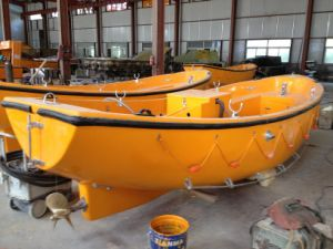 Solas Approved Marine GRP Open Lifeboat / New Lifeboat for Sale pictures & photos